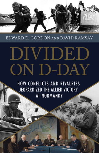 Divided on D-Day book cover