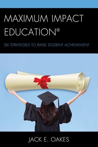 Maximum Impact Education book cover