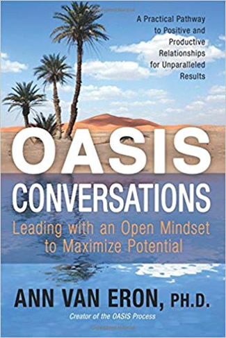 Oasis Conversations book cover
