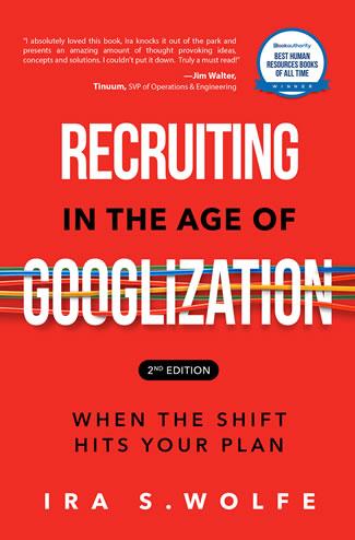 Recruiting in the Age of Googlization book cover