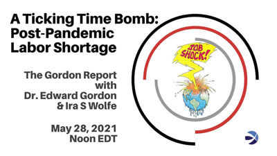 Gordon Report with Dr. Edward Gordon and Ira S. Wolfe